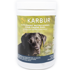 KARBUR Senior Dietary Supplement