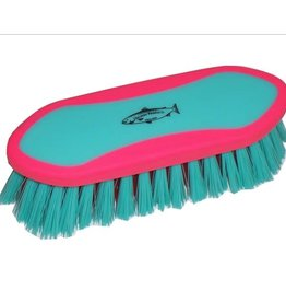 """6.75"""" Grippee Dandy Brush - Assorted Colours"""