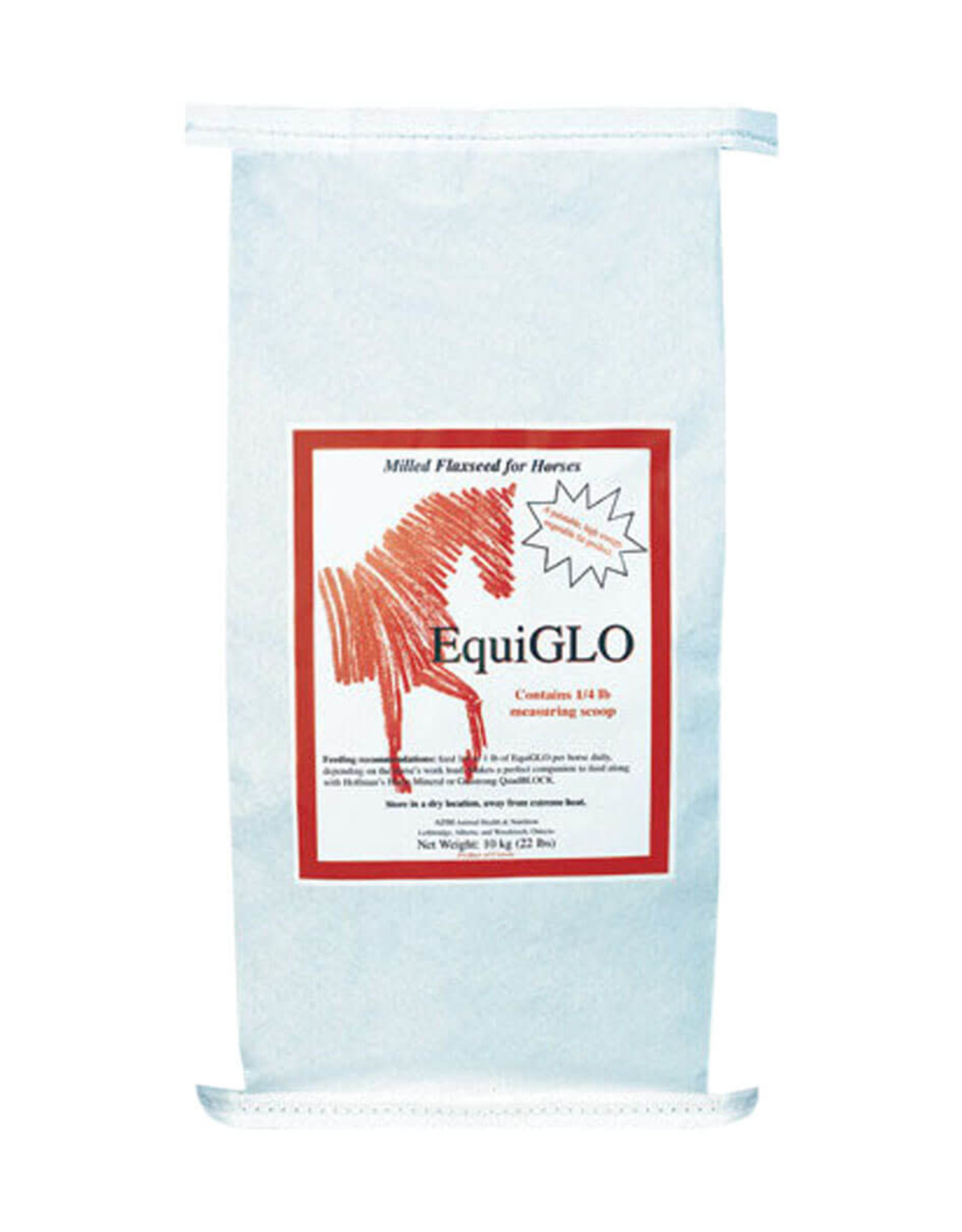 Country Junction Feeds Equiglo Milled Flaxseed