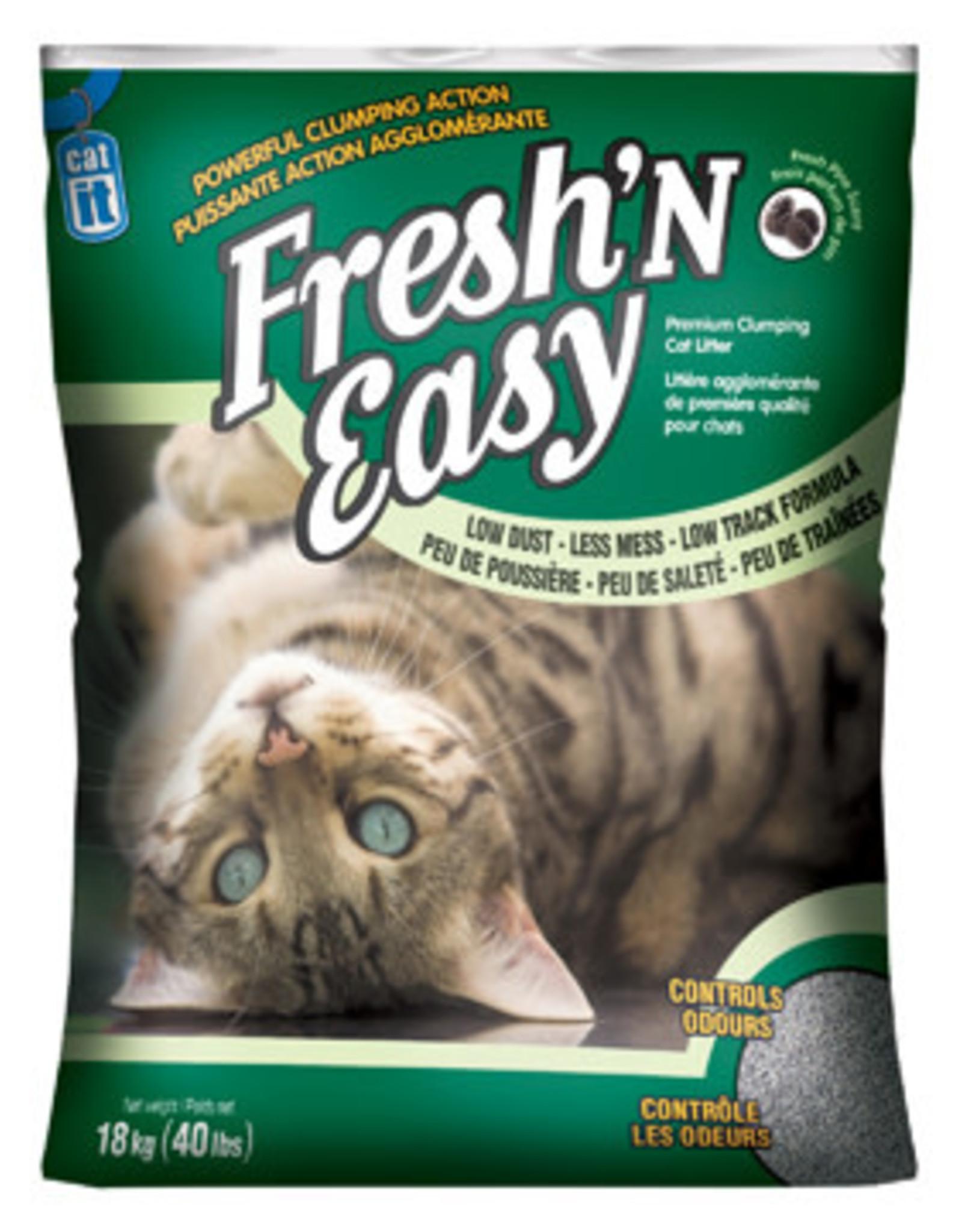 Cat Love Fresh 'n Easy 15kg Litter