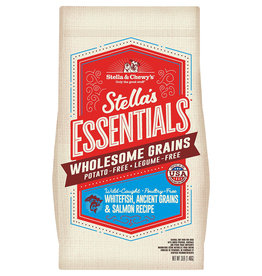 Stella & chewy's Stella & Chewy's Essentials Whitefish, Salmon & Grains 25LB