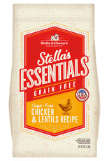 Stella & chewy's SC Essentials Grain Free Chicken & Lentils 3LB