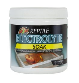 ZOO MED LABORATORIES Reptile Electrolyte Soak 8oz