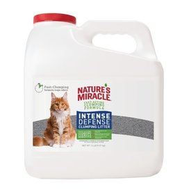 Natures Miracle NM JFC Intense Defense Litter Jug 14 lb