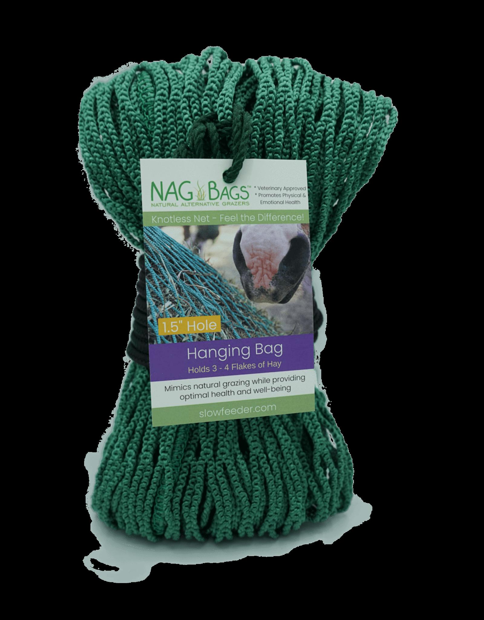 Nag Bag Nag Bag - Hanging Bag 1.5in  3-4 flakes