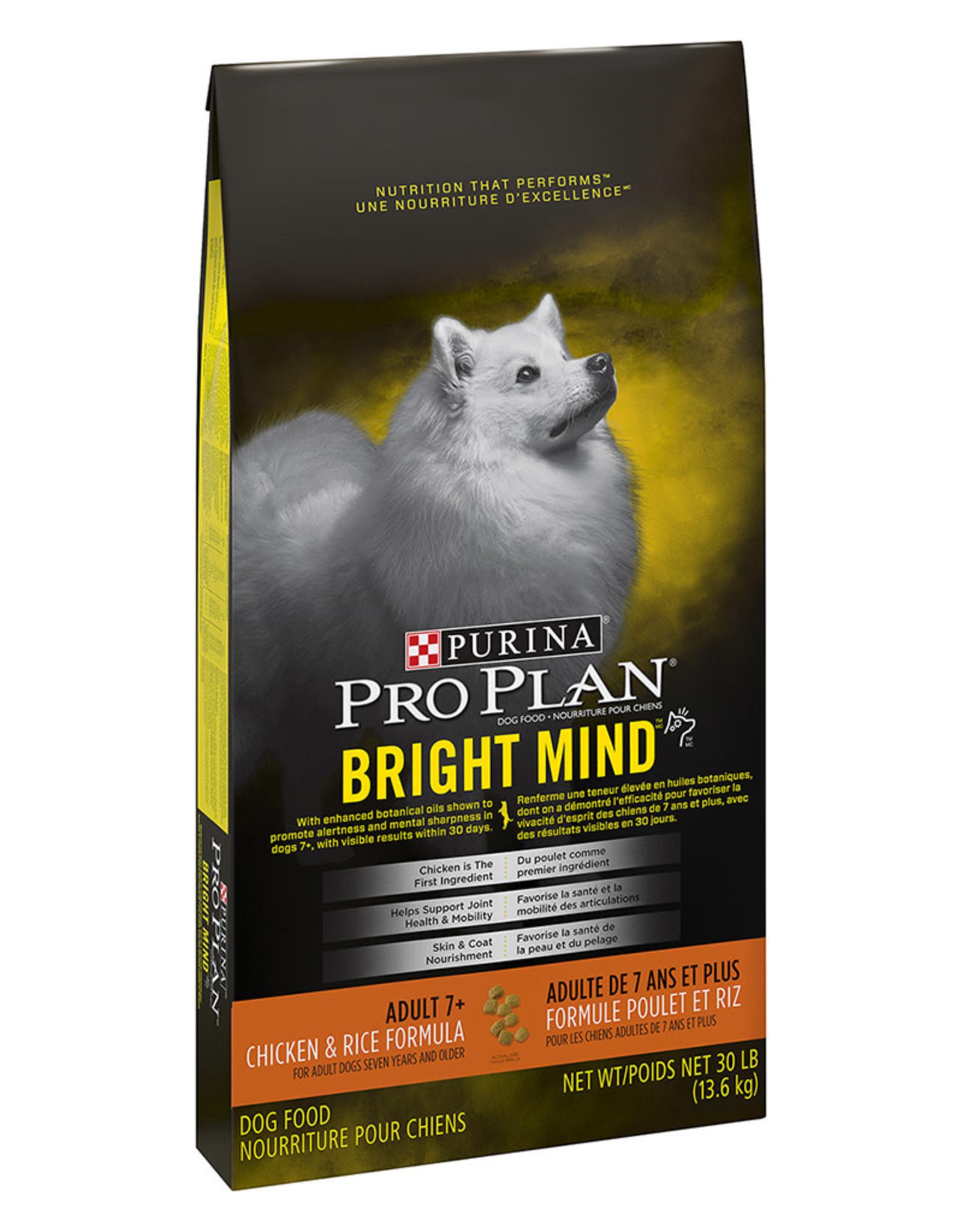 Pro Plan Bright Mind Chicken & Rice Senior 13.6KG