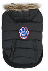 Canada Pooch North Pole Parka Black 22""