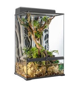 "EXO-TERRA Exo Terra Advanced Paludarium & Rainforest Terrarium - Medium - 60 x 45 x 90 cm (24"" x 18"" x 36"")"