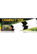 EXO-TERRA Exo Terra Compact Top - 90 x 9 x 20 cm (36in x 3.5in x 7.8in)