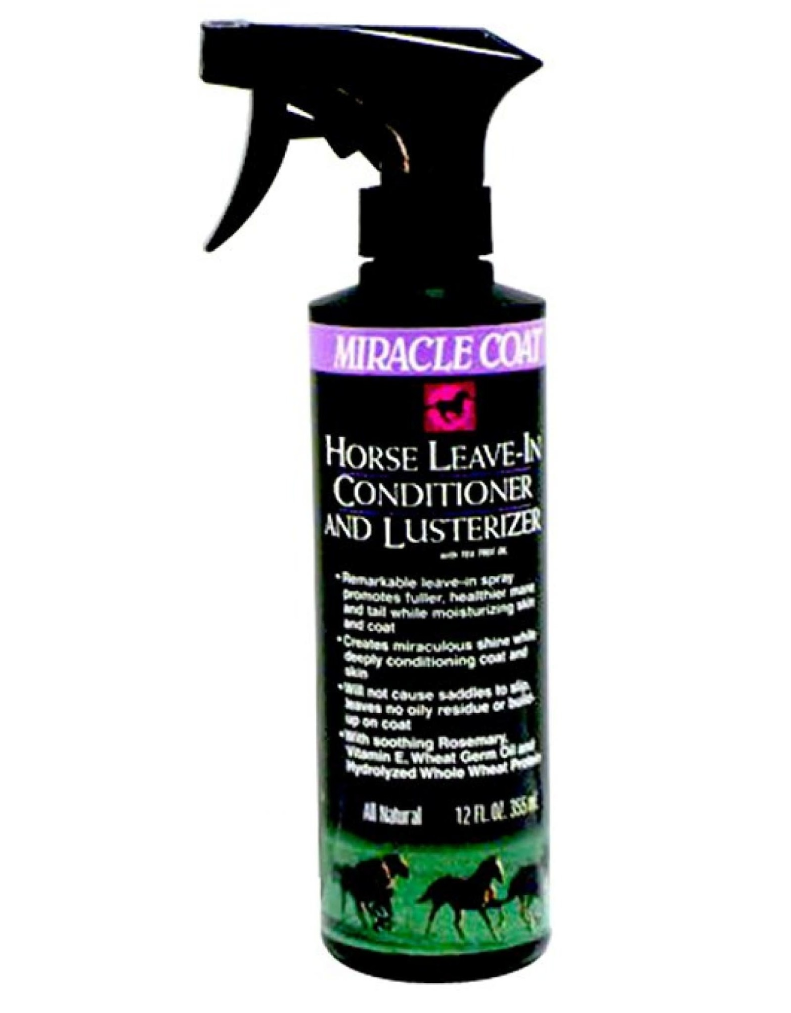 Miracle Coat Horse Leave-in Conditioner and Lusterizer