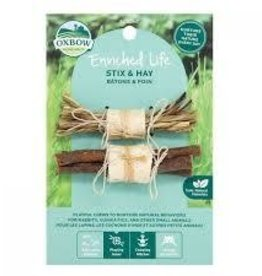 OXBOW ANIMAL HEALTH Oxbow Chews Stix & Hay