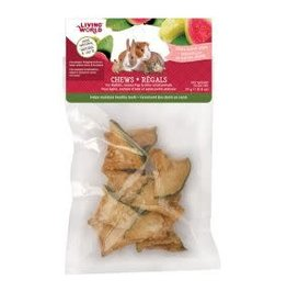 LIVING WORLD Living World Small Animal Chews - Guava Chips- 10 pieces