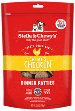 Stella & chewy's Stella & Chewy's Dinner Patties Chewy's Chicken 25OZ