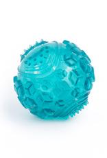 Zippy Paw ZippyTuff Squeaker Ball Toy Teal SM