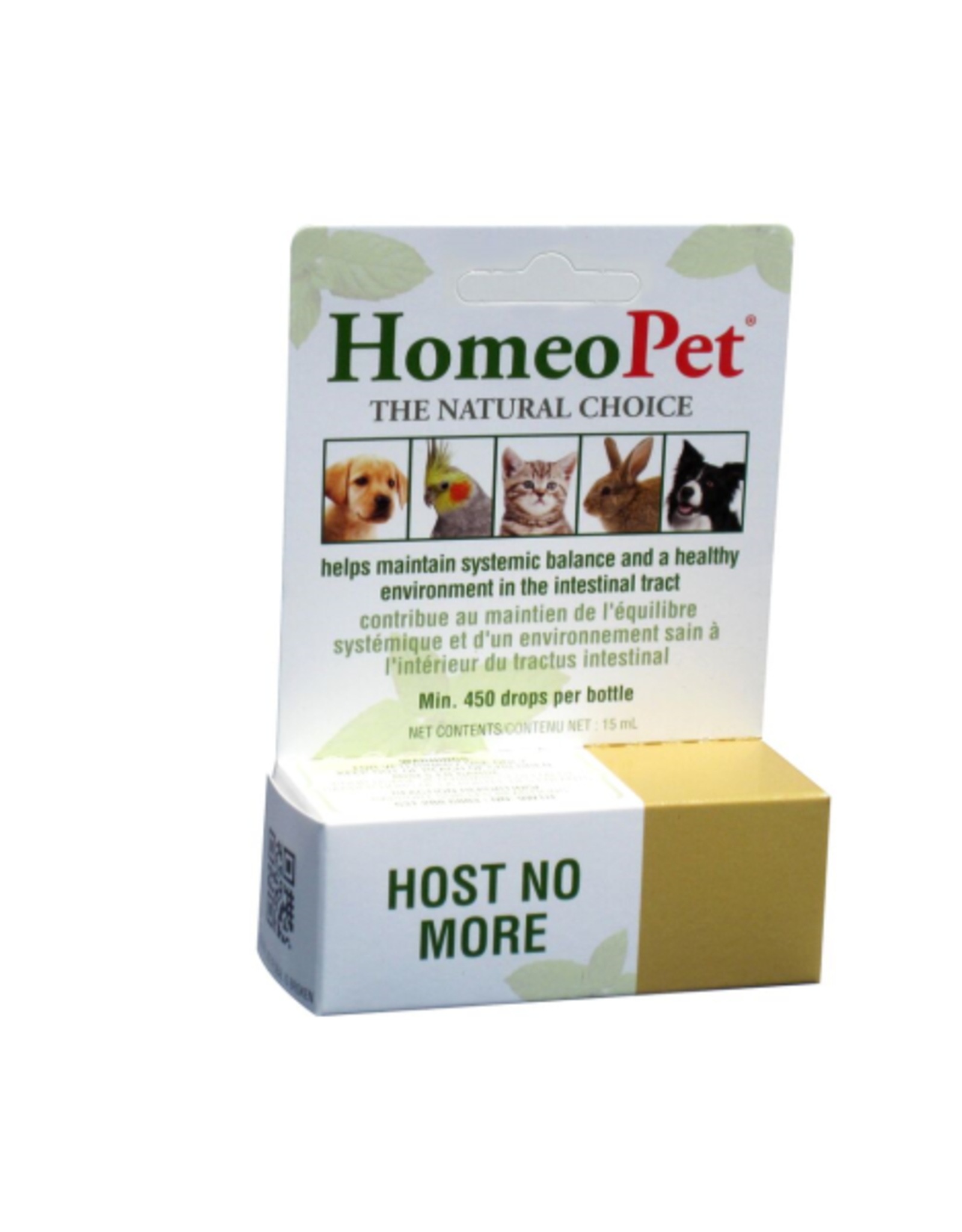 HomeoPet Host No More 15 ml