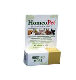 HomeoPet Host No More 15 ml