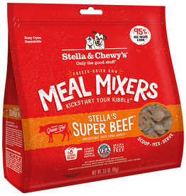 Stella & chewy's Stella & Chewy's Super Beef Meal Mixers 3.5OZ