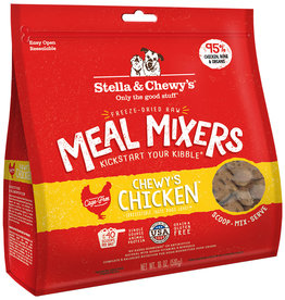 Stella & chewy's Stella & Chewy's  Meal Mixers Chewy's Chicken 18OZ