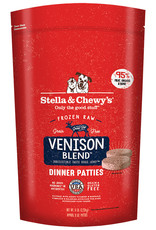 Stella & chewy's Stella & Chewy's Raw Venison Blend Dinner 6LB