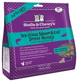 Stella & chewy's Stella & Chewy's FD Salmon and Cod 8OZ Cat