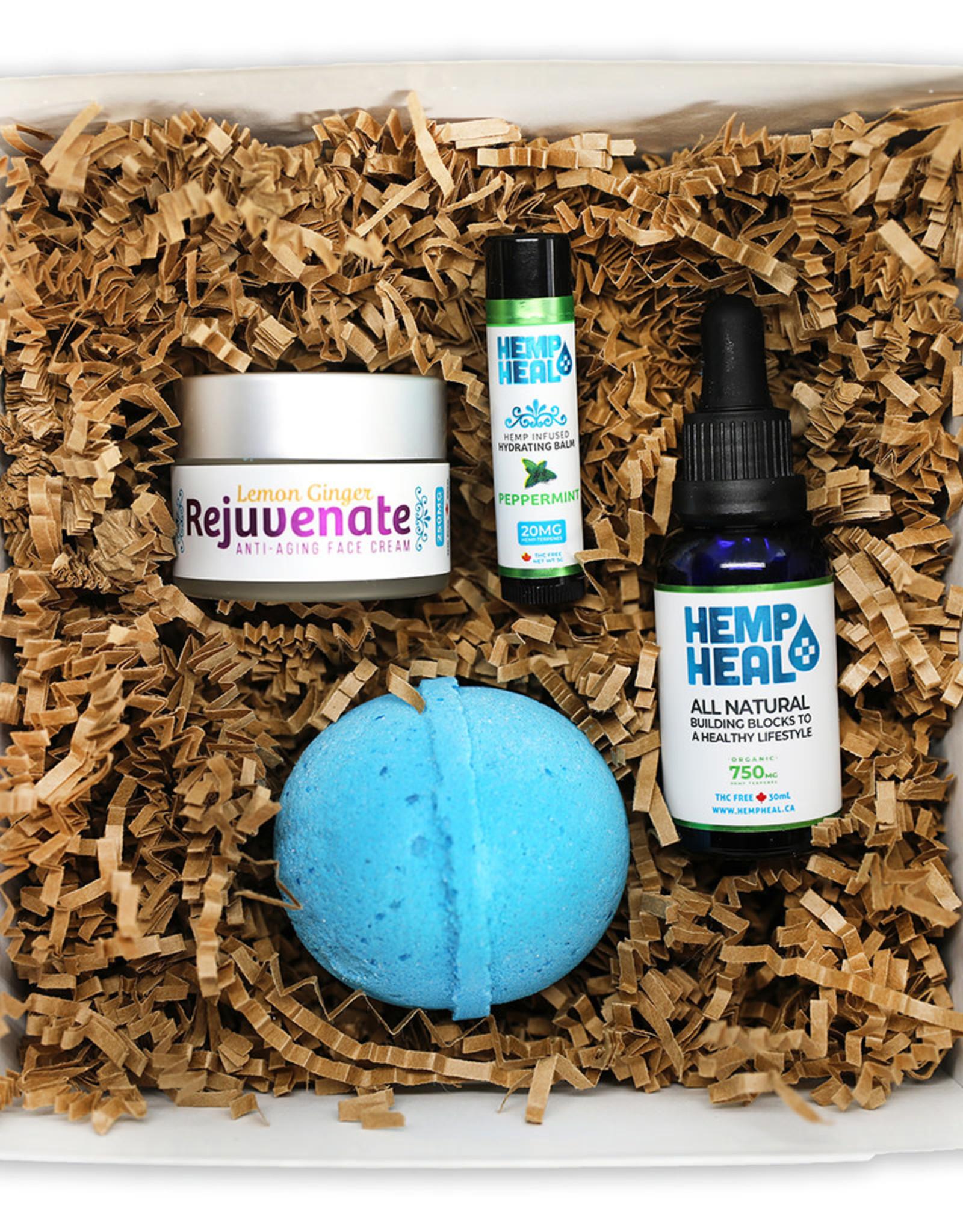 Hemp Heal Hemp Heal Gift Box