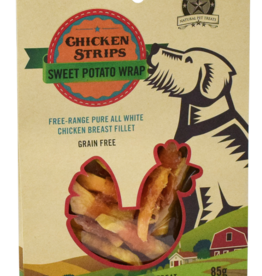Silver Spur Chicken Wrapped Sweet Potato 85GM