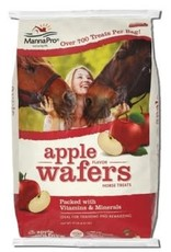 MannaPro Apple Wafers 20lb