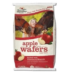 MannaPro Apple Wafers 20lb