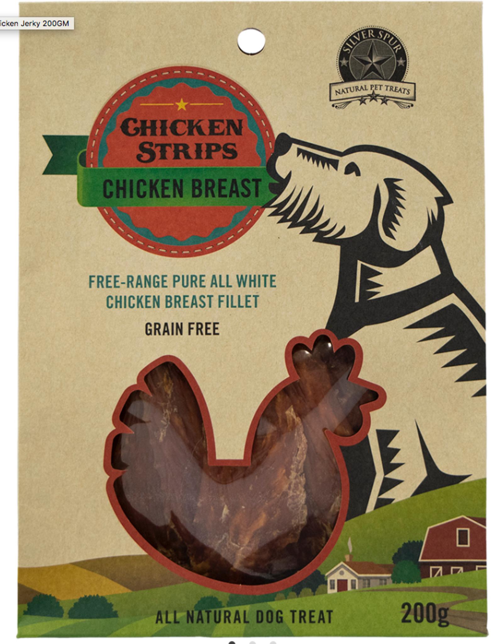 Silver Spur Chicken Strips Chicken Beast