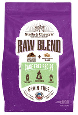 Stella & chewy's SC Raw Blend Turkey, Chicken & Duck 2.5LB