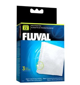 Fluval Fluval C2 Poly/Foam Pad