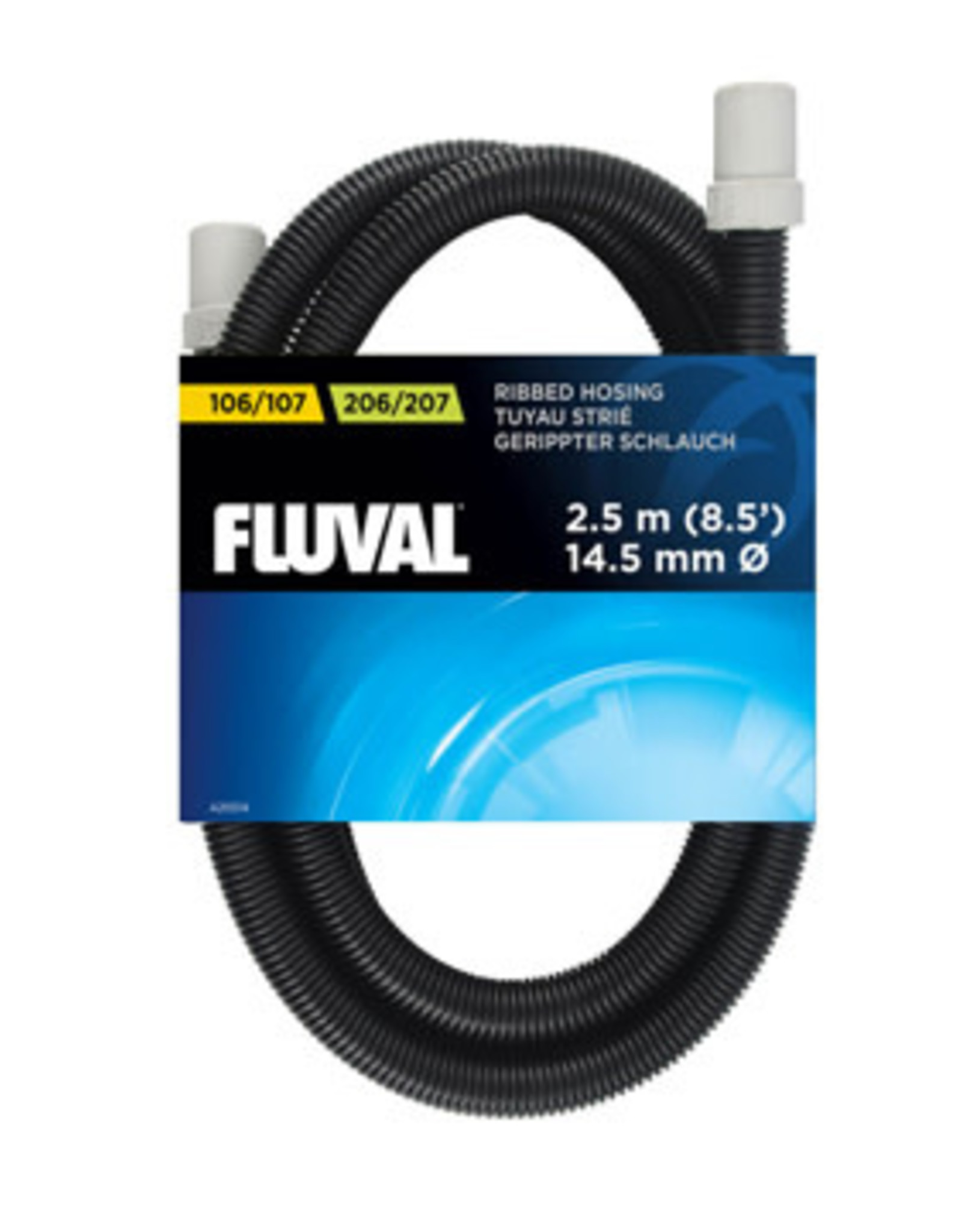 Fluval Fluval Replacement Ribbed Hosing for Fluval Canister Filters