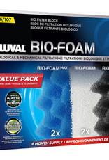 Fluval Fluval 107 Bio-Foam Value Pack