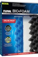 Fluval Fluval 207 Bio-Foam Value Pack