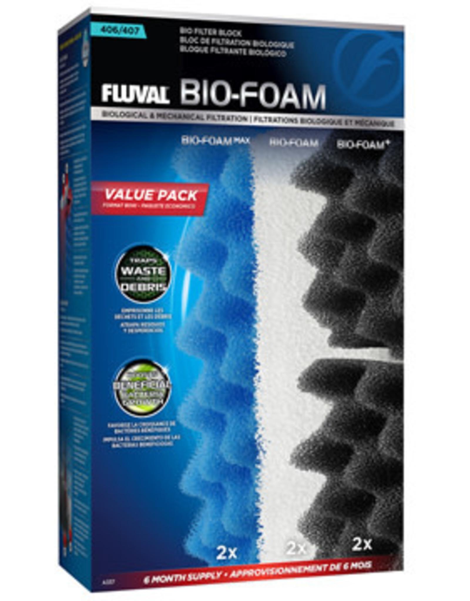 Fluval Fluval 407 Bio-Foam Value Pack