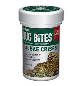 Nutrafin Fluval Bug Bites Algae Crisps - 40 g (1.41 oz)