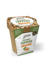 LIVING WORLD Living World Green Gourmet Toppers - Vegilicious - 145 g (5.1 oz)