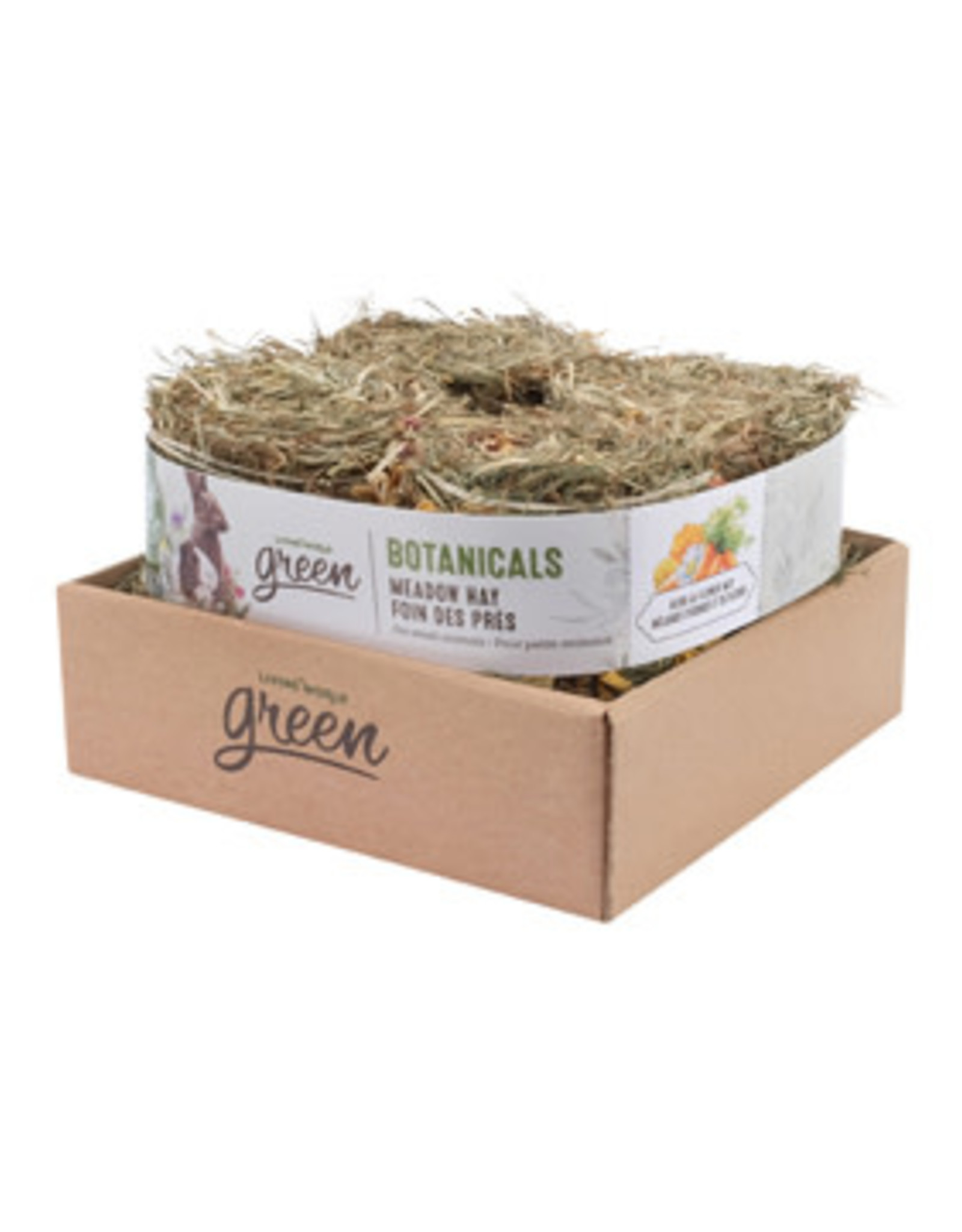 LIVING WORLD Living World Green Gourmet Toppers - Botanicals - 35 g (1.2 oz)