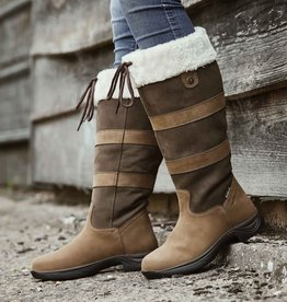 Dublin DUBLIN ESKI BOOTS II DARK BROWN LADIES