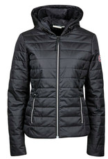 Dublin DUBLIN NAOMI PUFFER JACKET BLACK LADIES