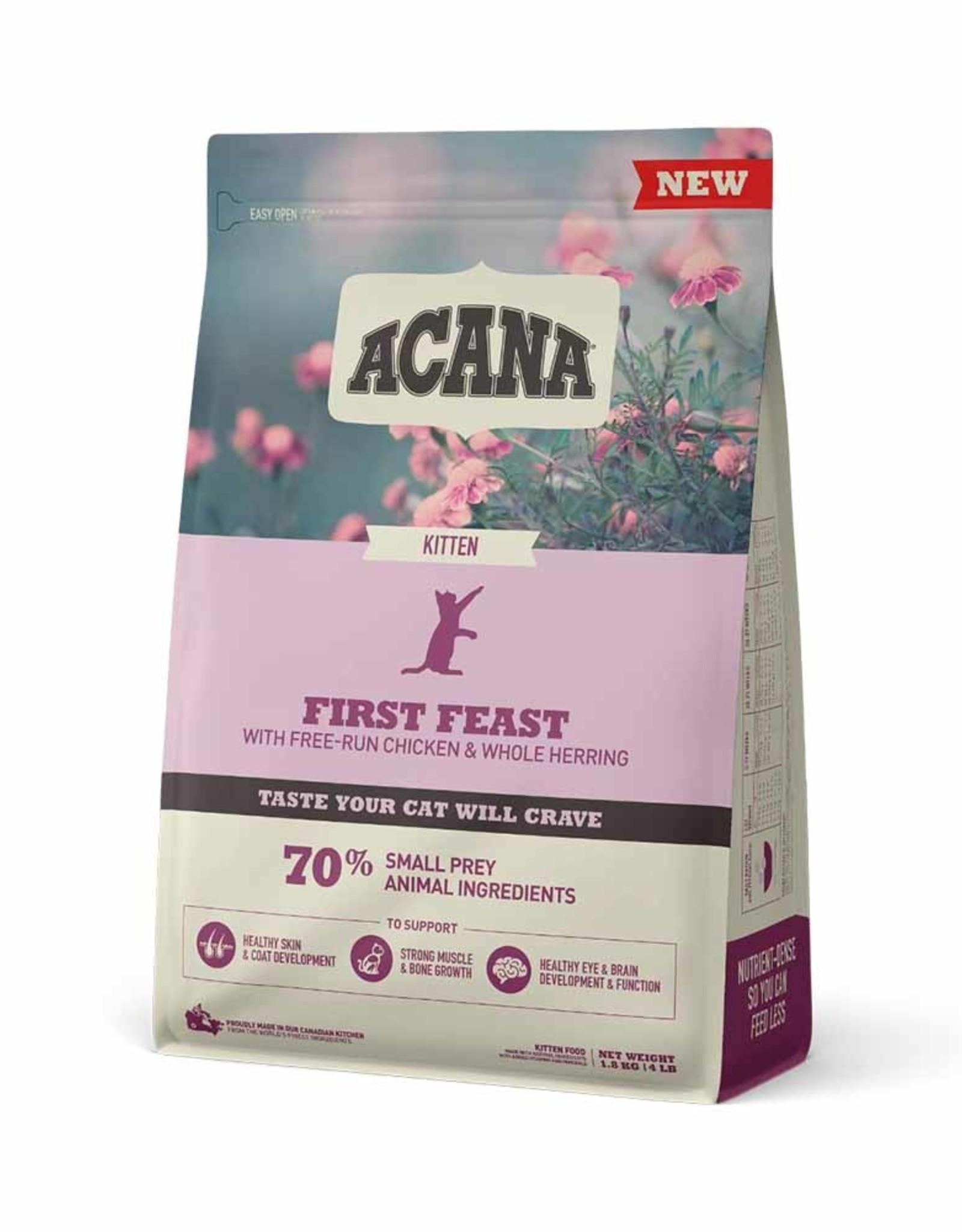 Acana Acana Cat First Feast 1.8kg