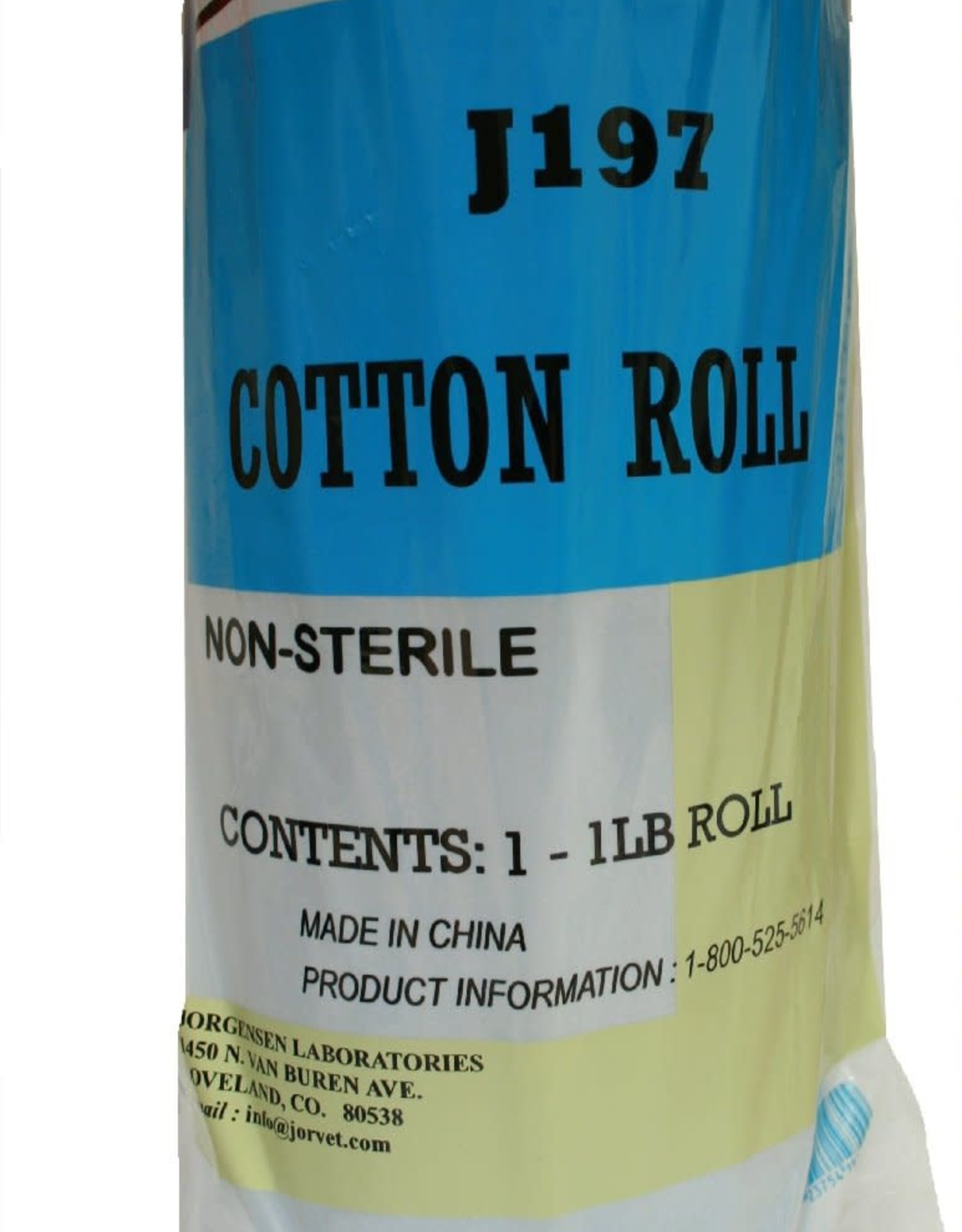 Bandage Cotton Roll 1lb
