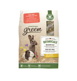 LIVING WORLD Living World Green Botanicals Meadow Hay - Field Fresh - 500 g