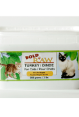 Bold Raw Bold Raw\ CAT \ CB \ Turkey - 2Lb