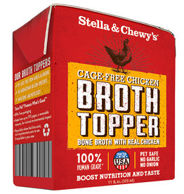 Stella & chewy's Stella & Chewy's Broth Topper Cage Free Chicken 11OZ