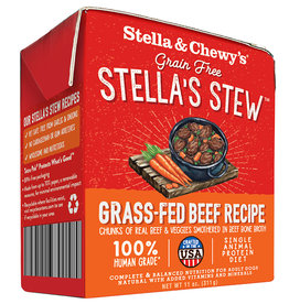 Stella & chewy's Stella's Stews Grass Fed Beef 11OZ