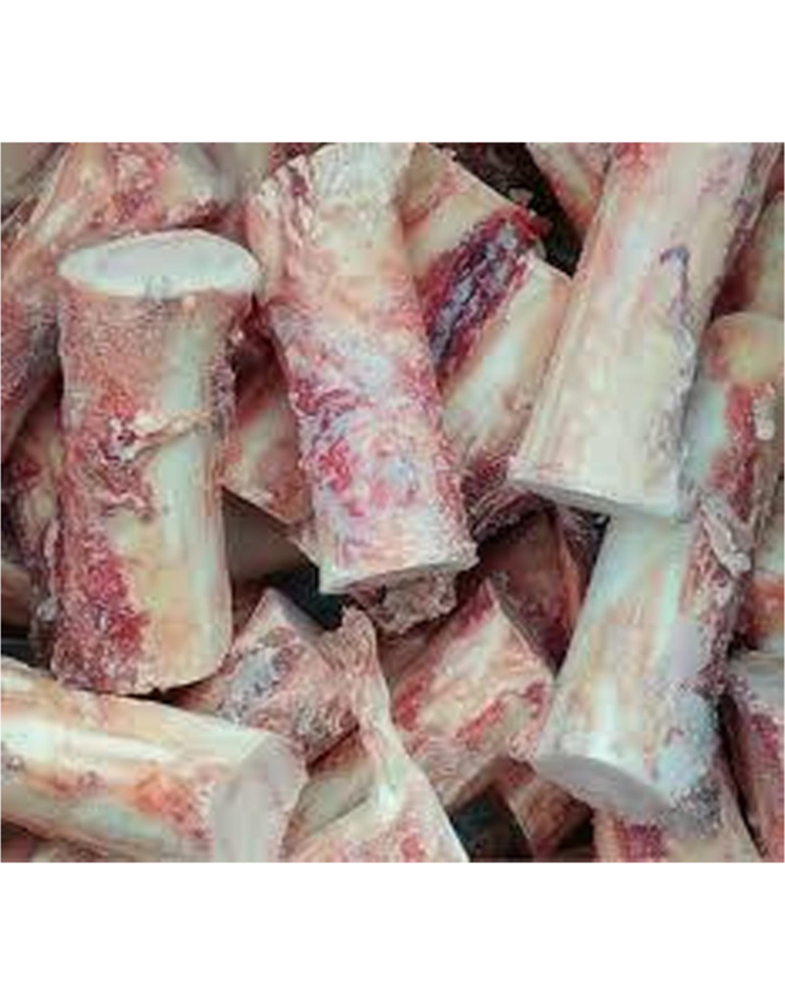 IRON WILL RAW Iron Will Raw Dog Beef Marrow Bone LG (Single)