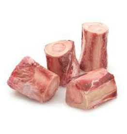IRON WILL RAW Iron Will Raw Dog Beef Marrow Bones MED