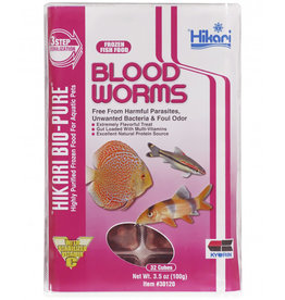 HIKARI USA INC. Frz Blood Worms 3.5oz cube