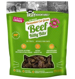 Jay's Kitty Bits Beef 60GM